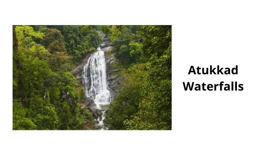 Atukkad waterfalls munnar