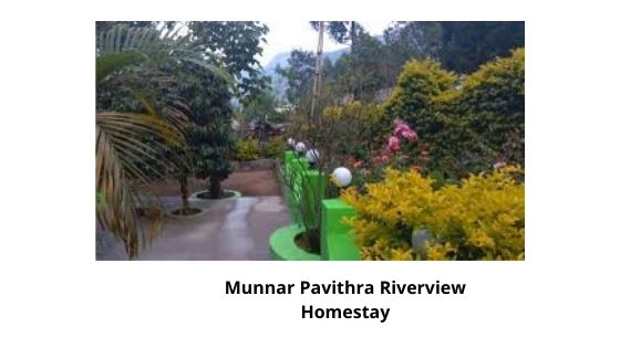 Munnar Pavithra Riverview Homestay