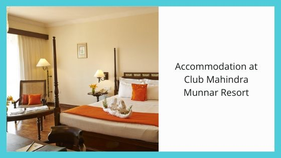 accommodation at club mahindra munnar resort