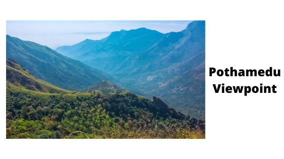 pothamedu viewpoint one of the palces to visit in munnar
