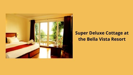 super deluxe cottage at the bella vista resort munnar