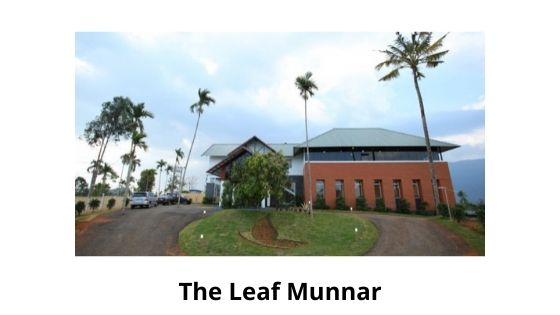 the leaf munnar