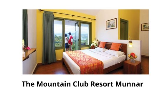 the mountain club resort munnar