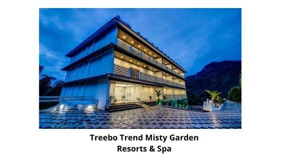 treebo trend misty garden resorts and spa munnar