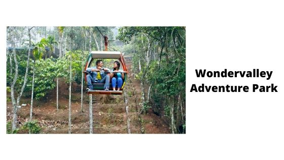 wondervally adventure park munnar