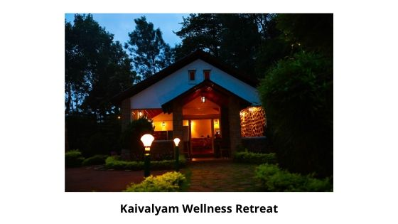 Kaivalyam Wellness Retreat is one of the best resorts in Munnar kerala india