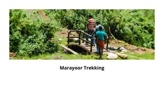 Marayoor Trekking