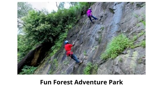 fun forest adventure park is a wonderful place in munnar kerala inda