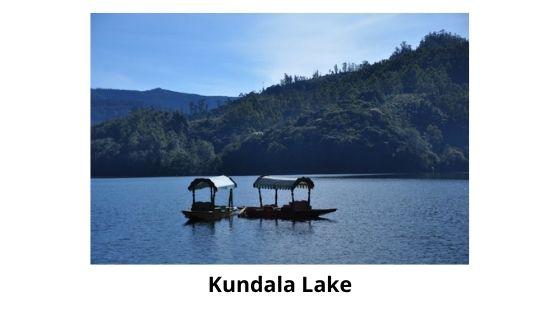 kundala lake munnar tourism kerala india