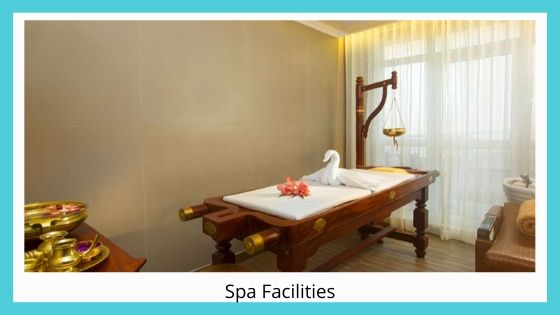 Spa Facilities in fragrant nature munnar kerala india